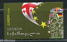 Europa CEPT 2006 Georgië boekje 515-516 cat waarde € 18