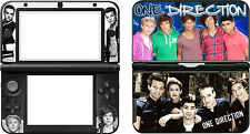 Nintendo 3DSXL 3 DS XL ONE DIRECTION 1D MUSIC vinyl skin sticker decal sticker