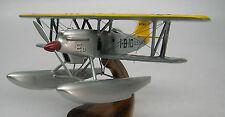 F6C-3 Hawk Curtiss Airplane Desktop Wood Model Big New