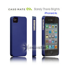 iPhone 4/4s Funda Case-Mate Barely There AZUL