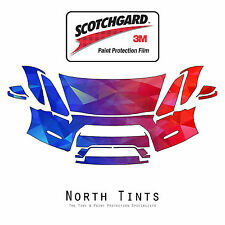 3M Scotchgard Paint Protection PreCut Clear Bra PPF Kit for Nissan GTR 2012-2016