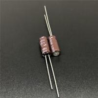 10pcs 1uF 50V NCC KY Series 5x11mm Low ESR 50V1uF Electrolytic Capacitor