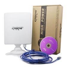 Kasens N9600 6600MW 150Mbps sans fil USB adaptateur Wifi 80dbi antenne
