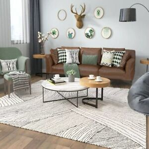 Nordic Carpet Living Room Coffee Table Mat European Simple Modern Moroccan Style