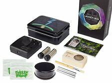 Magic Flight Launch Box Portable Vaporizer Complete Kit - Original Maple