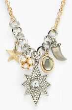 / Silver Pendant Necklace 143745 Nordstrom Women's Star Cluster Gold