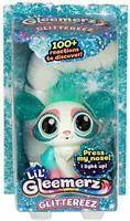Mattel Lil' GLEEMERZ GLITTEREEZ GLITZETTE Figure (Teal) Funny Cute Gift