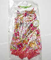 1 - Dress with Bloomers CLEMENTINE 9-12 Months Vera Bradley 100% Authentic NWT