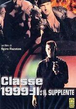 Classe 1999 II - Il Supplente (1989) DVD