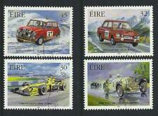 IRELAND 2001 IRISH MOTORSPORT SET OF 4 FINE USED