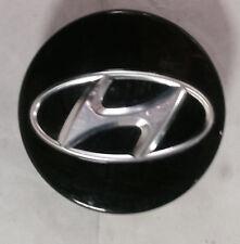 Hyundai Elantra 2011 - 2018 Black OEM 17 Inch Wheel Center Cap 70860 52960-3X500