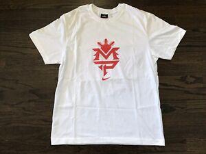 RARE Manny Pacquiao NIKE T Shirt BOOTLEG Boxing Vintage Pride & Glory M/L