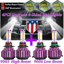 9005 9006 LED Headlight Bulb for Chevrolet Silverado1500 2500 HD 2001-2006 2080W