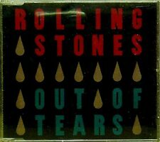 THE ROLLING STONES 'OUT OF TEARS' 4-TRACK CD SINGLE
