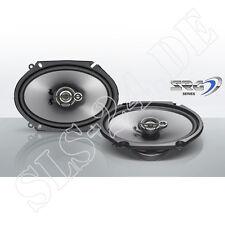 "Clarion SRG6833C 3 Wege KFZ Lautsprecher 300W oval Ford Mazda Fiat Chrysler 6*8"""