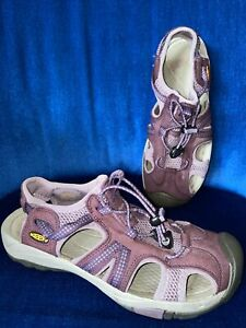 Keen Waterproof Sandals UK 6 EU 39 Purple