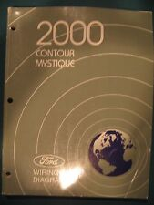 Ford 2000 Wiring Diagram for Contour & Mystique