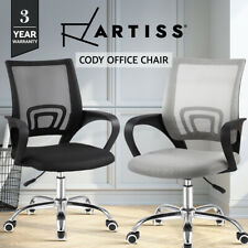 Artiss Gaming Office Chair Computer Mesh Office Chairs Executive Black Grey