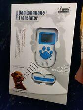 TalkDog Intelligent Pet Dog Language Translator Scientific Based dog translator,