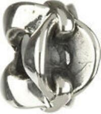 Authentic Chamilia Sterling .925 Silver Bead  Charm GA-111 Open Ovals