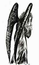 Des ENGELs TRÄNEN - Frans MASEREEL - Les PLEURS de L´ANGE - 1947