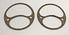 Pair (2) Original Style Cork Gaskets Ford Model A Duolamp Tail light 1928-1931