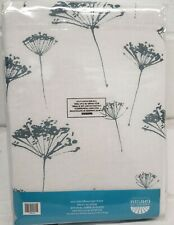 """Deluxe Cushioned Ironing Board Cover & Pad (54"""" board) Flowers On White, Ad"""