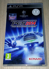 PES 14 Pro Evolution Soccer 2014 Sony PSP Playstation Portable