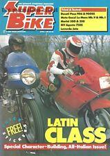 906 3.5 900SS Guzzi Le Mans Jota MV 750S NS125R 851 Pantah 350 Moto Morini 500