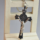 Fashion God&Cross Metal Exquisite Key Chain ring Pendant Keyring Keychain Gift F