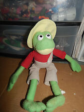 """Vintage Disney SONG OF THE SOUTH BRER FROG 15"""" Plush  RARE"""