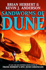 Sandworms of Dune by Anderson, Kevin J; Brian Herbert
