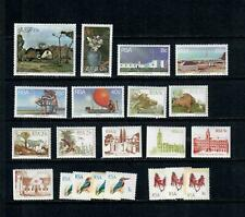 Stamps from RSA MH