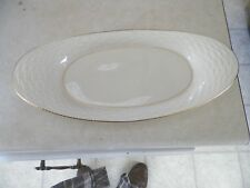 Lenox 13 7/8 oval platter () 1 available
