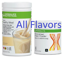 NEW HERBALIFE FORMULA 1 HEALTHY MEAL SHAKE & PERSONALIZED PROTEIN POWDER