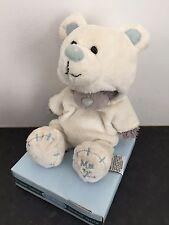 RARE ME TO YOU ANIMAL TATTY TEDDY BEAR ON BOX - DRESS UP - POLAR BEAR
