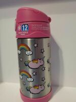 Thermos Funtainer Unicorn 12 oz Bottle