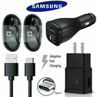 OEM Samsung Galaxy S8 S9 S10 S20 Ultra Note 20 10 Fast Charger USB Type C Cable