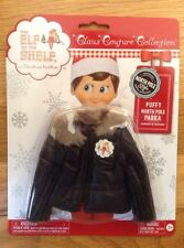 Elf On Shelf Clothes  - Puffy North Pole Parka. New
