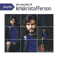 Kris Kristofferson ~ The Very Best Of NEW SEALED CD Greatest Hits Country Music*