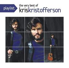 Kris Kristofferson - The Very Best Of NEW SEALED CD. ME AND BOBBY McGEE, COUNTRY