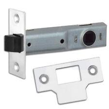 Union Essentials Tubular Latch 90mm ZP (J2600-ZP-3.5)