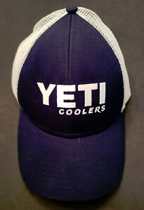 YETI Hat Navy Discontinued