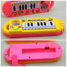 1Pc Popular Mini Plastic Keyboard Piano Electronic Kid Toy Musical Instrument