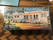Plasticville Trailer Kit Never Assembled! in Box #1504-89