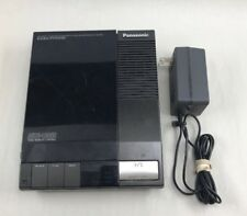 Panasonic digital messaging system kx-tm100b manual.