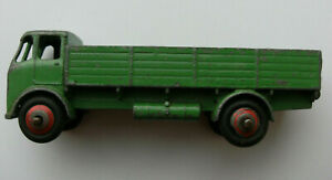 Dinky Meccano Die Cast Model Vehicle 25R Forward Control Truck Green (Ref D106)