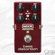MXR M85 Bass Distortion Effects Pedal - M85