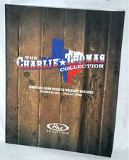 RM Auctions Catalog -The Charlie Thomas Collection - October 20, 2012 Dallas TX.