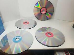Lot of 13 PIONEER Laser Karaoke Discs - Mixed Lot Of Music